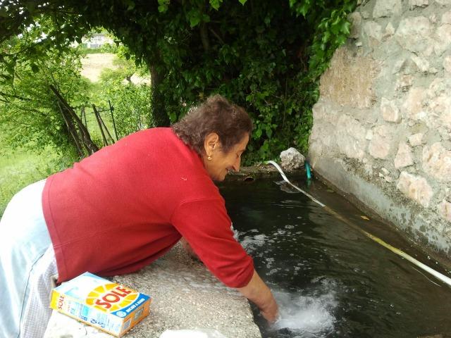 Al fontanile di Valdevarri