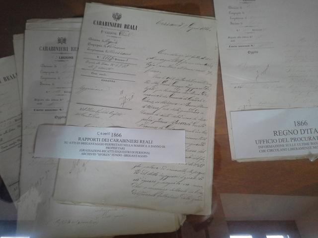 Documenti originali della Marsica